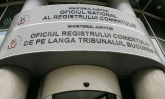 ONRC: Radierile de firme, în scădere cu peste 66% în primele şase luni