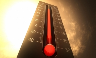 ANM: 44,5 grade – temperatura maximă absolută înregistrată în luna august; aceasta a fost consemnată la 10 august 1951