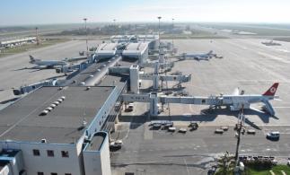 Traficul pe aeroporturile din România, estimat să scadă cu mai mult de 60% până la finele anului