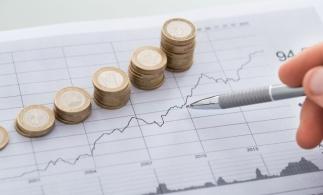 Investiţiile nete realizate în economia naţională au crescut cu 0,4% în T2