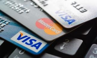 Numărul tranzacţiilor cu cardul a ajuns, în România, la 395 de milioane, în T2