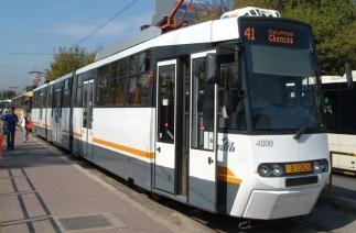 STB: Linia de tramvai 41, suspendată pentru cinci zile; va fi introdusă linia navetă de autobuze 641