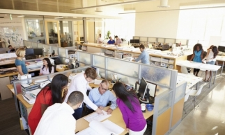 MMPS: 43.553 unităţi cu peste 21 de angajaţi, înregistrate la sfârşitul lunii iunie