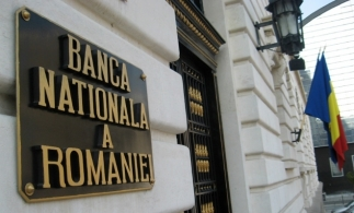 Rezervele valutare administrate de BNR, 33,393 miliarde euro la 30 noiembrie
