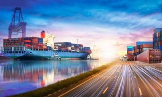 INS: Transportul maritim de mărfuri, în scădere cu 9,6% în primele nouă luni