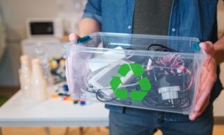 Harta Reciclării s-a mărit cu peste 5.400 de puncte de colectare separată a deşeurilor, în 2020