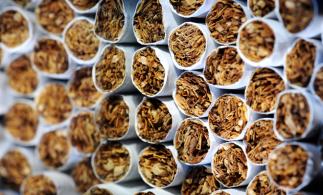 Contrabanda cu ţigarete a atins un minim istoric în 2020