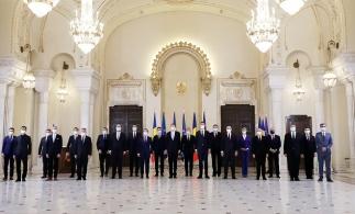Guvernul condus de Florin Cîţu a fost învestit de Parlament