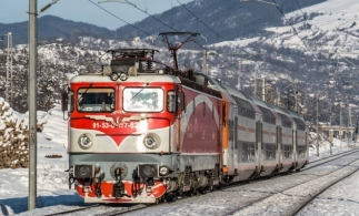 CFR Călători lansează astăzi Trenurile Zăpezii 2021