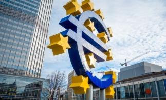 Eurostat: Inflaţia în zona euro s-a menţinut în teritoriul negativ în decembrie