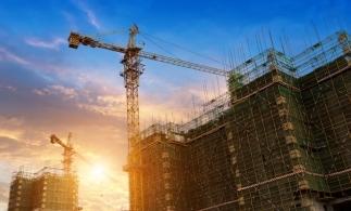 România, cea mai mare scădere din UE a lucrărilor de construcţii, în noiembrie