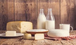 Doar 18% dintre români cumpără lactate de la producători locali