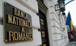 BNR: Indicele de referință trimestrial pentru creditele acordate consumatorilor coboară la 1,67% pe an