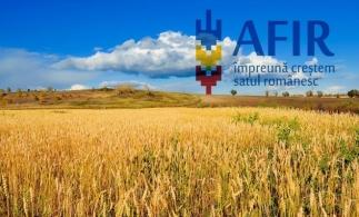 AFIR: Beneficiarii sprijinului forfetar pot solicita suspendarea contractului ca urmare a efectelor pandemiei de COVID-19