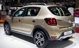 ACEA: Vânzările de autoturisme Dacia în Europa au crescut cu peste 67% în martie