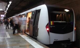 Una dintre căile de acces de la stația de metrou Mihai Bravu va fi închisă în perioada 14-16 mai