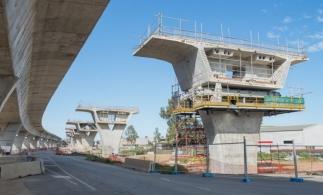 Cătălin Drulă: Începe ridicarea platformei de lucru la Podul suspendat de la Brăila
