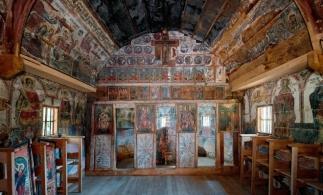 Biserica de lemn din satul Urși (Vâlcea), printre câștigătorii Premiilor Europene pentru Patrimoniu