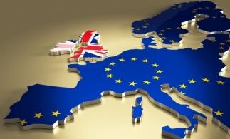 Comerțul dintre Marea Britanie și UE s-a prăbușit în primul trimestru din 2021
