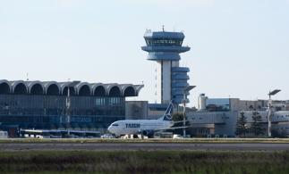 Aeroportul Otopeni a inaugurat Parcul Zburătorilor, unde pasagerii pot aștepta în aer liber