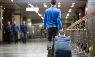 Timpul actual de așteptare în aeroporturile din România s-a dublat, comparativ cu luna februarie