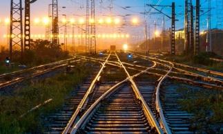 CFR SA: 21 de șantiere feroviare operaționale pe calea ferată, pentru creșterea vitezei de circulație la maximum 120 km/h