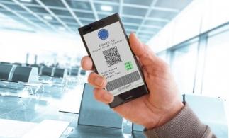 CNAB: Pasagerii care au certificat digital nu mai trec prin controlul DSP la aeroport