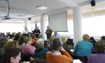 Noutățile legislative, dezbătute la Bihor