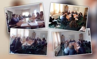 Filiala Vâlcea: Workshop – Importanța contabilității pentru organizație