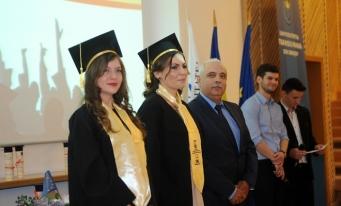 Filiala CECCAR Brașov, participare la curs festiv al Universității Transilvania