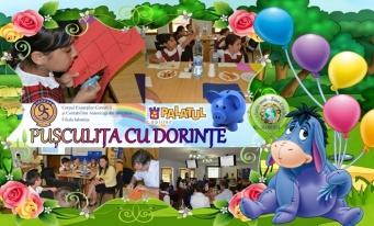 Filiala CECCAR Ialomița – Pușculița cu dorințe de Ziua copilului