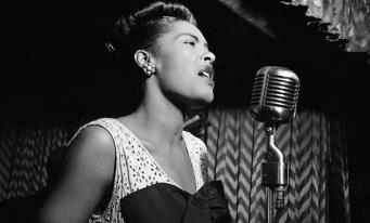Billie Holiday, una dintre cele mai bune vocaliste jazz din toate timpurile