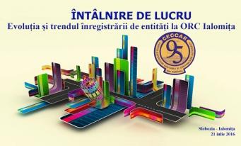 Dinamica mediului de afaceri local, pe masa dezbaterilor la Filiala Ialomița