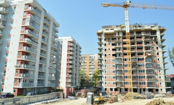 Volumul lucrărilor de construcții, în creștere în primele cinci luni