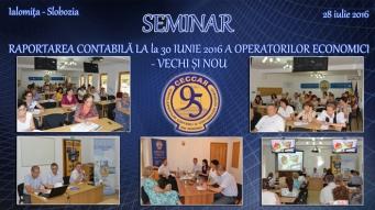 Filiala CECCAR Ialomița: Dezbateri privind declarațiile fiscale și relația contribuabililor cu ANAF