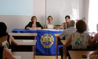 Discuții privind adaptarea activităților financiar-contabile la cerințele pieței, la CECCAR Dâmbovița