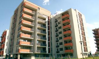 Numărul locuințelor date în folosință a crescut cu 4.572 în primul semestru