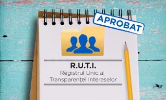 A fost aprobată instituirea Registrului Unic al Transparenței Intereselor