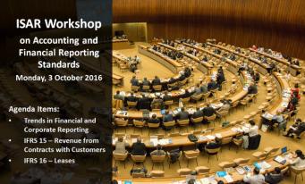 A 33-a sesiune a Conferinței ISAR-UNCTAD de la Geneva