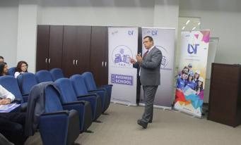 Filiala CECCAR Timiș, partener principal al Young Accountants Association Business School