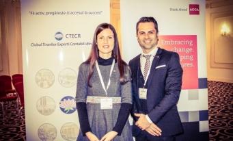Eveniment comun ACCA – Clubul Tinerilor Experți Contabili din România: Soft skills for the finance professional