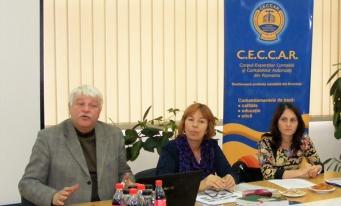 Filiala CECCAR Constanța: Seminar cu reprezentanți ai AJFP pe teme de fiscalitate