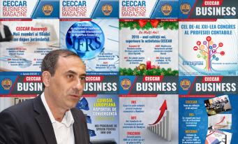 Mesajul președintelui Consiliului Superior al CECCAR