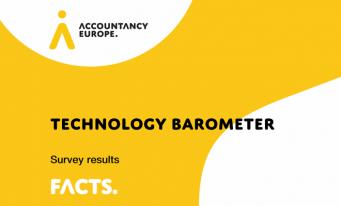 Studiu Accountancy Europe: Barometru tehnologic