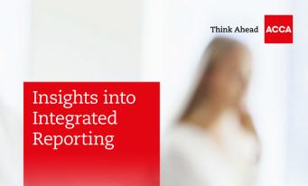ACCA: Perspective asupra raportării integrate