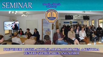 CECCAR Ialomița: Discuții privind stimularea angajării la nivel local