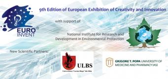 Creativitatea și inovarea, promovate la Euroinvent 2017