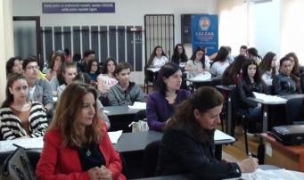 """CECCAR Prahova, gazda elevilor Colegiului Economic """"Virgil Madgearu"""" din Ploiești"""