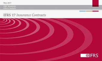 IFRS 17 – Un nou standard pentru contractele de asigurare emis de IASB