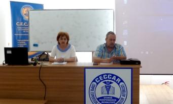 CECCAR Dolj: Seminar despre legislația muncii și respectarea prevederilor din domeniul financiar-contabil